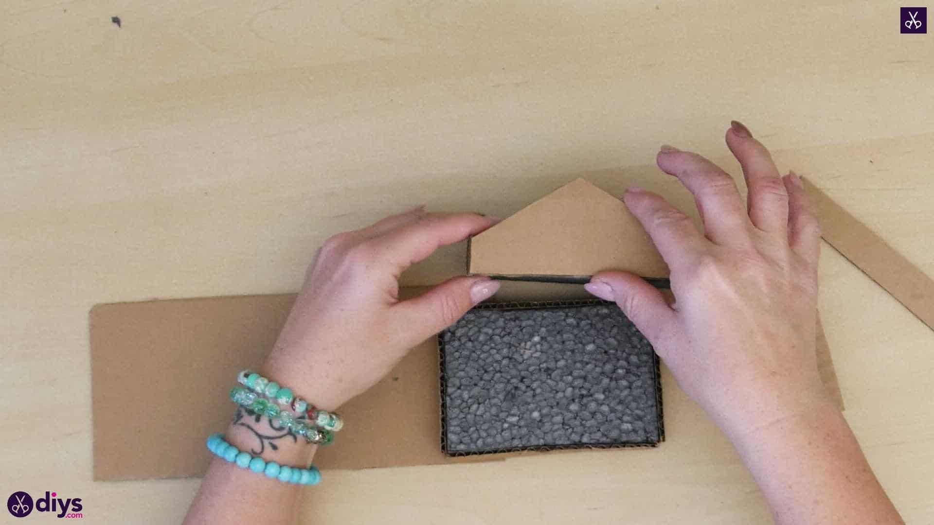 Diy miniature cage centerpiece step 5p