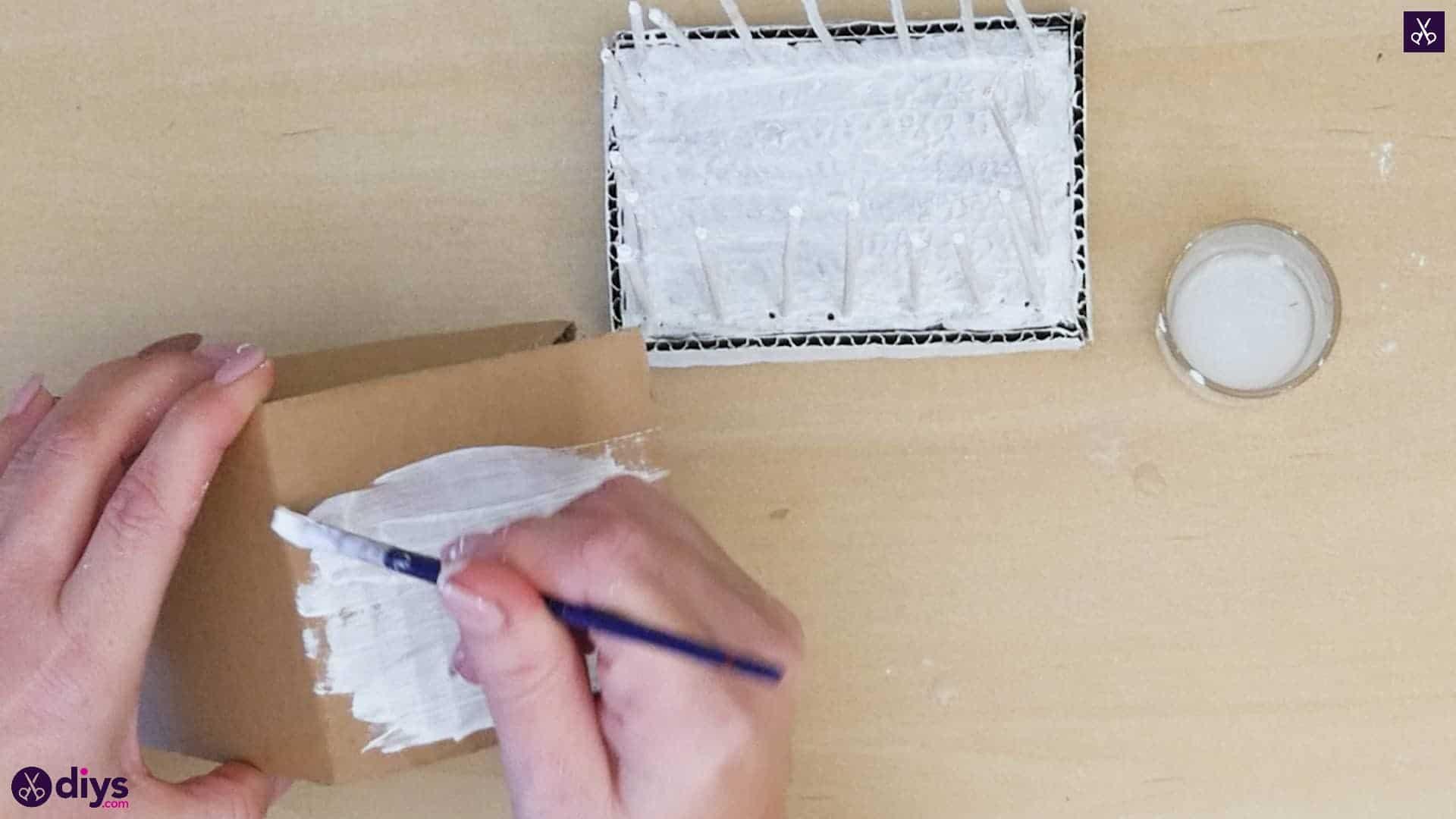Diy miniature cage centerpiece step 8c