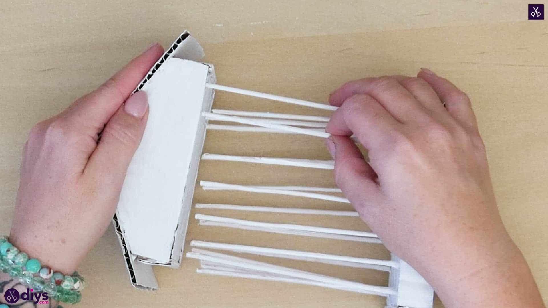 Diy miniature cage centerpiece step 9