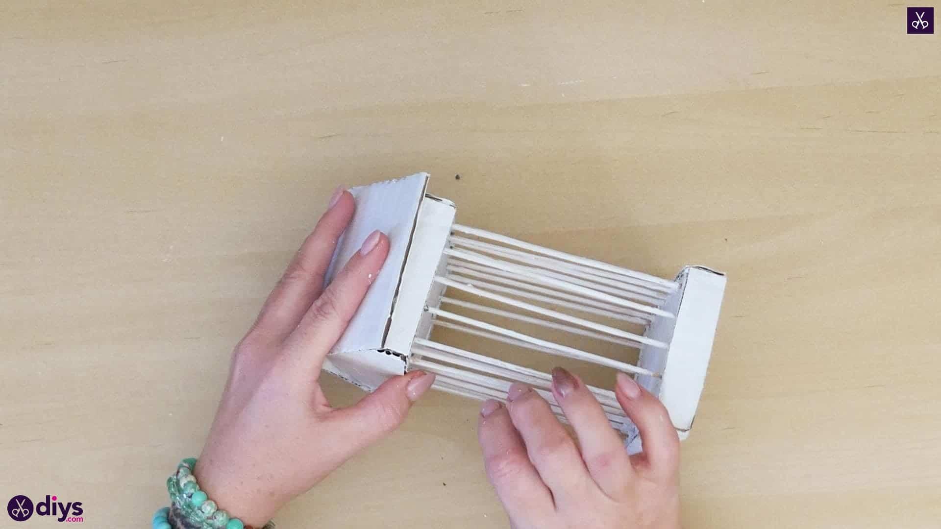 Diy miniature cage centerpiece step 9a