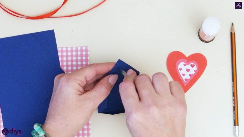 Diy pocketed gift tags step 3b