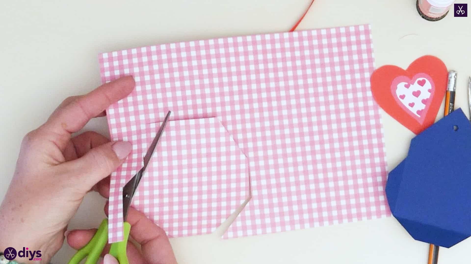 Diy pocketed gift tags step 4b