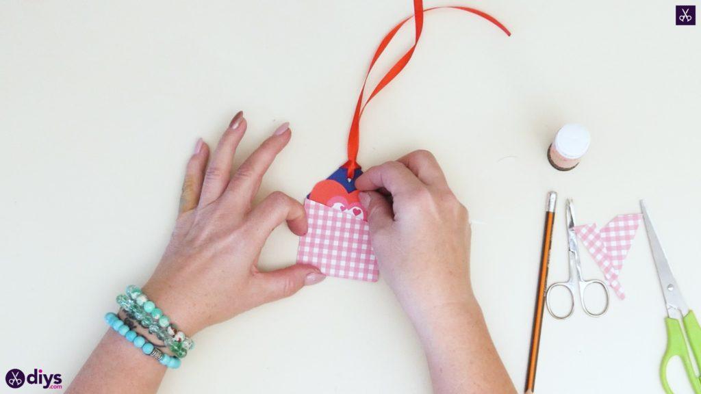 Diy pocketed gift tags step 8b