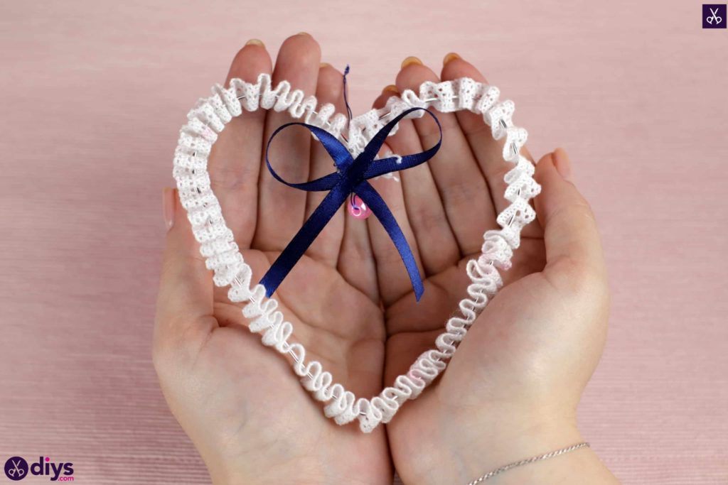Diy wedding heart decor simple diy