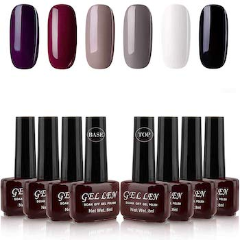 Gellen gel nail polish kit