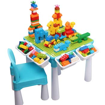Kids 5 in 1 multi activity table set