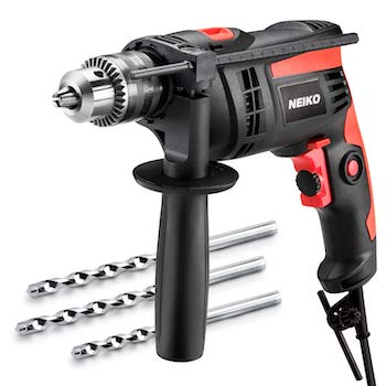 Neiko 10503a 6 0 amp corded hammer drill