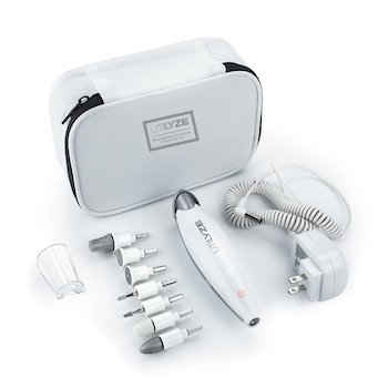Utilyze 10 in 1 professional electric manicure & pedicure set
