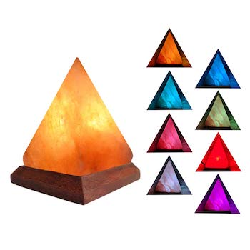 V c formark usb himalayan salt lamp