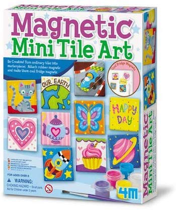 4m magnetic mini tile art ki