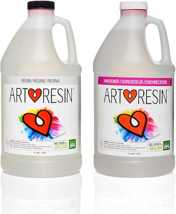 Art resin one gallon epoxy resin