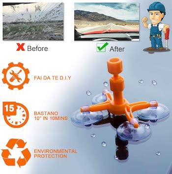 Bamoer auto windshield repair tool