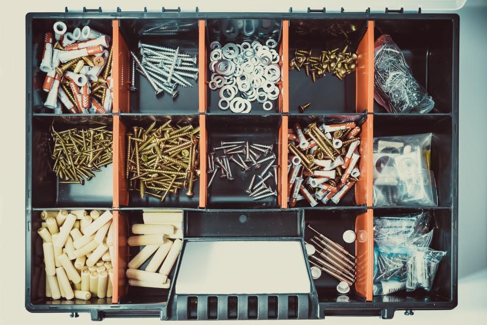 Best toolbox organizers