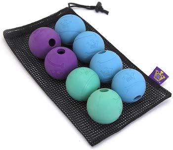 Chew king fetch balls that fit most launchers