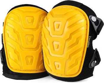 Closemate professional gel knee pads