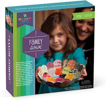 Craftastic family bowl kit