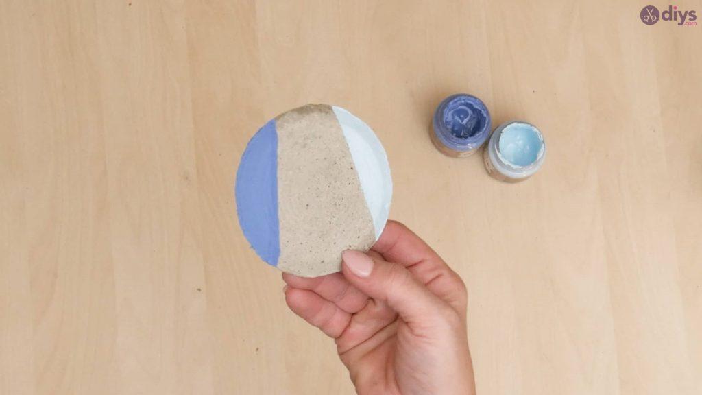 Diy concrete cup holder 1