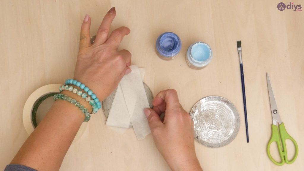 Diy concrete cup holder step 5a