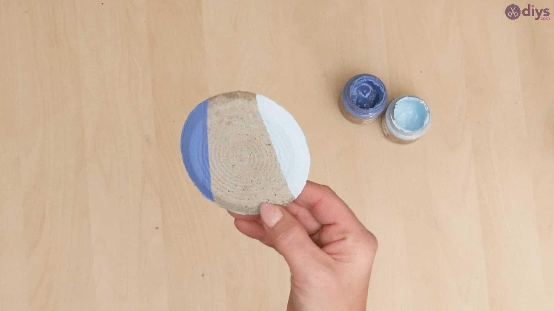 Diy concrete cup holder step 6c