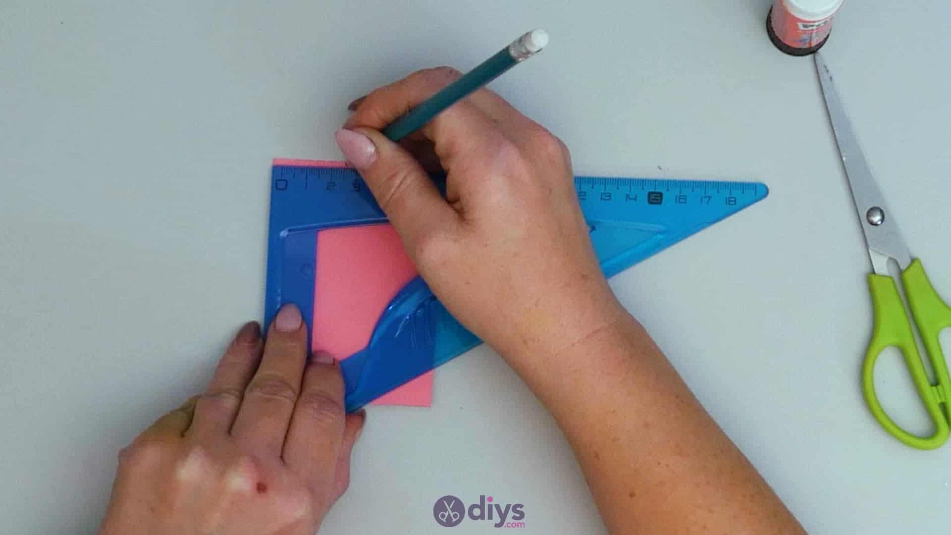 Diy lipstick gift card step 5