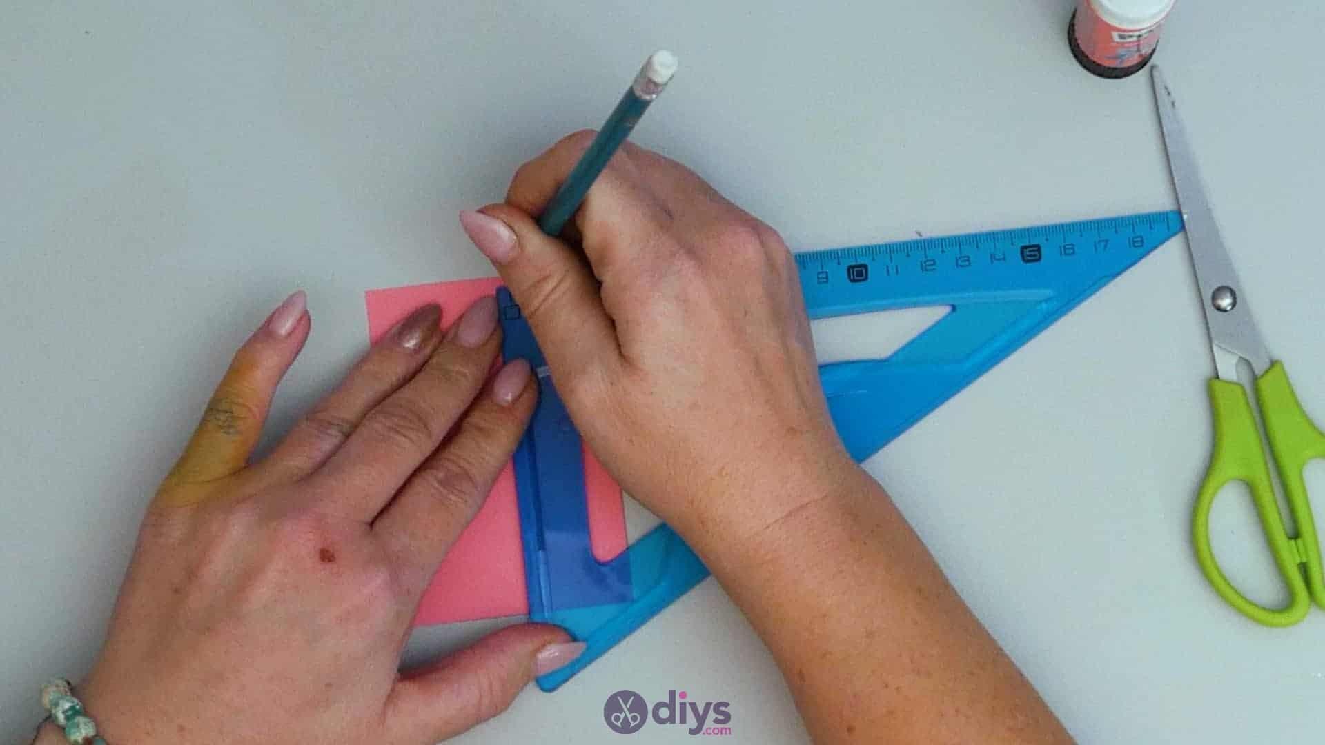 Diy lipstick gift card step 5b