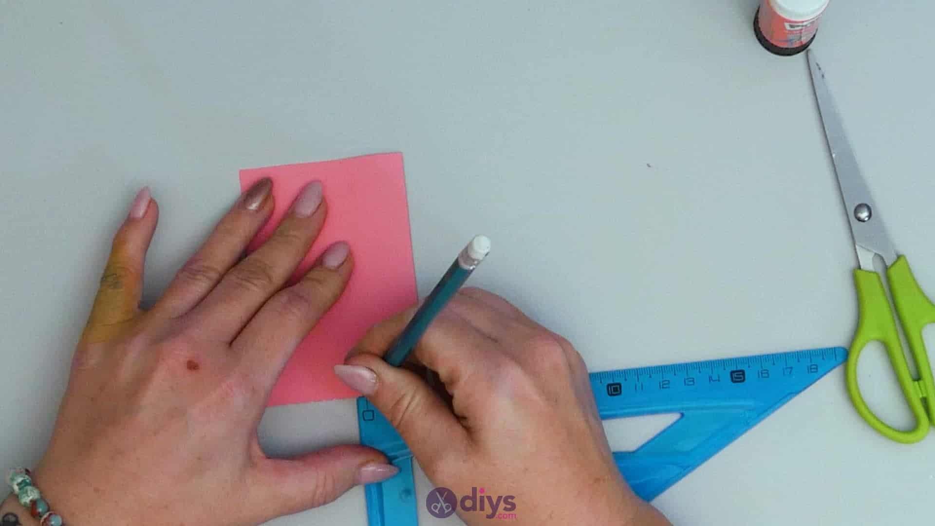 Diy lipstick gift card step 5c