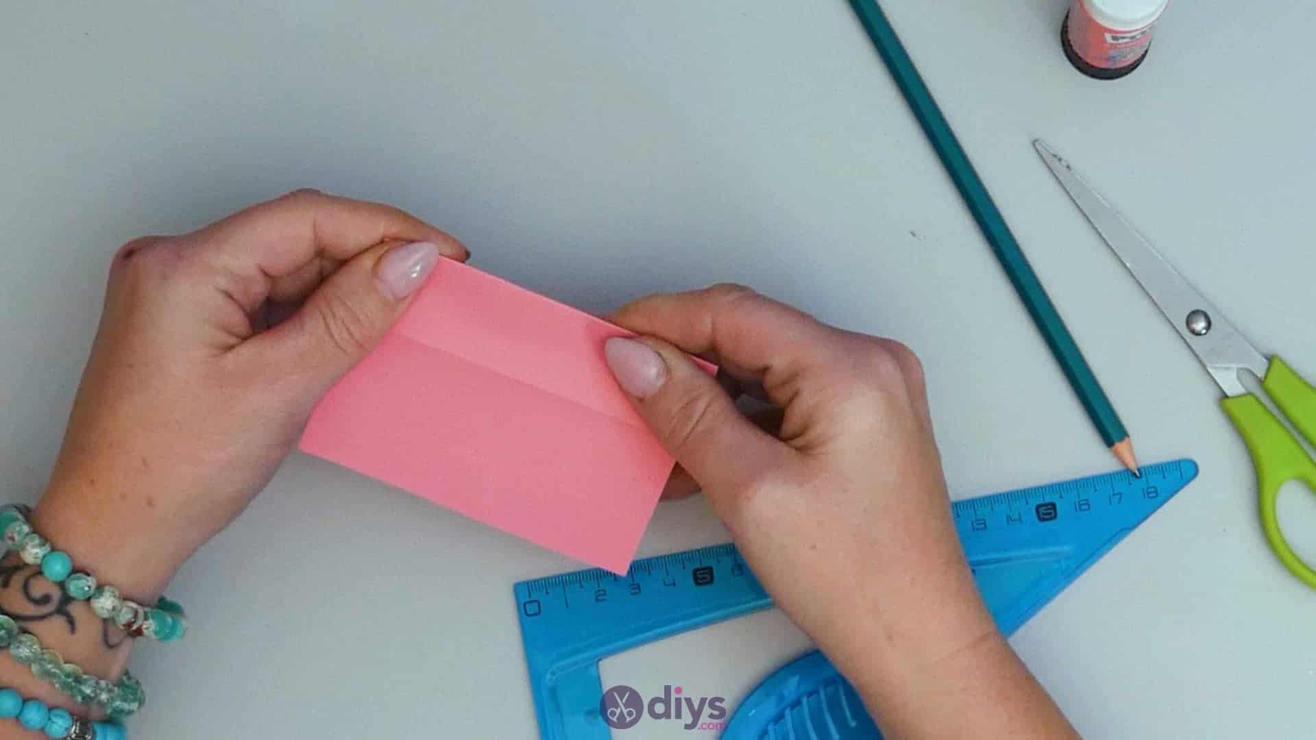 Diy lipstick gift card step 6
