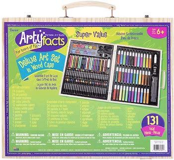 Darice arty facts deluxe art set