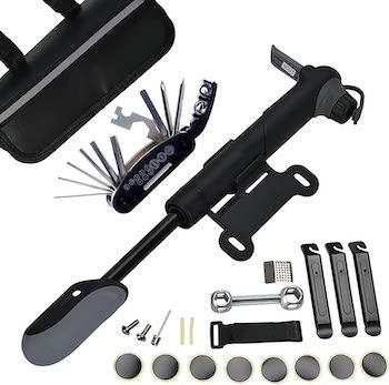 Daway a35 bike tire repair kit