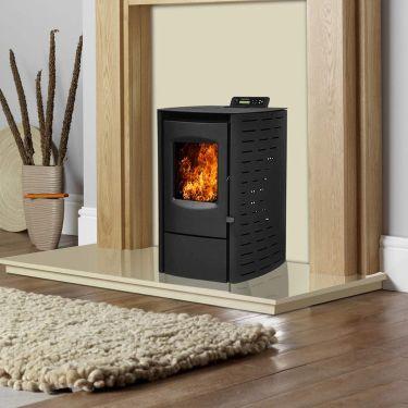 Deari serenity wood pellet stove