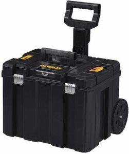 Dewalt toolbox with wheels