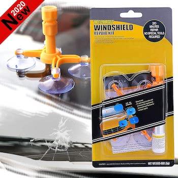 Filbake windsheild chip repair kit