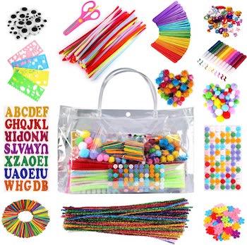 Foonii arts and crafts supplies jumbo kit