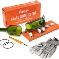 HPST glass bottle cutting kit