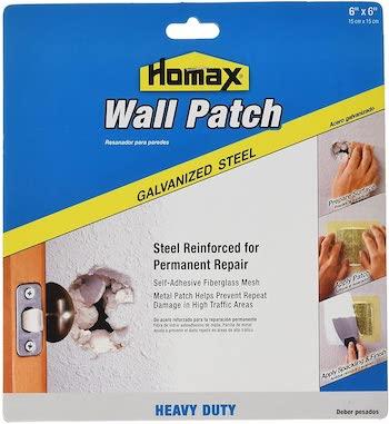 Homax heavy duty self adhesive wall repair patch