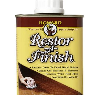 Howard products rf5008 restor a finish