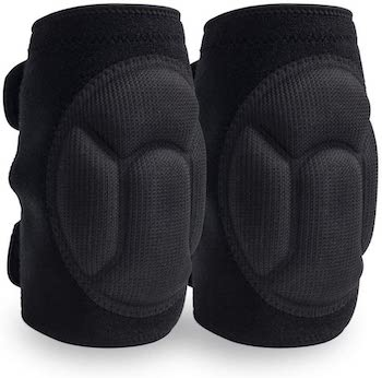 Jysw extra thick foam knee pads