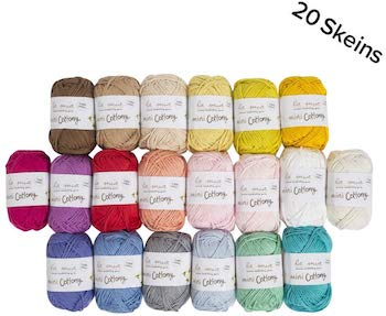 La mia mini cottony yarn
