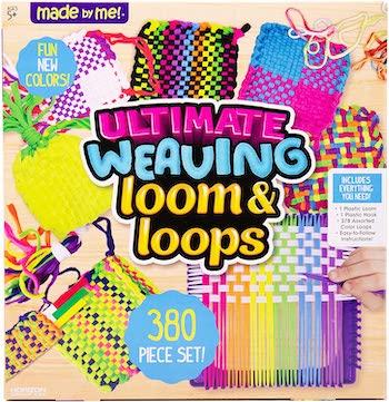Made by me ultimate weaving loom & loops kit