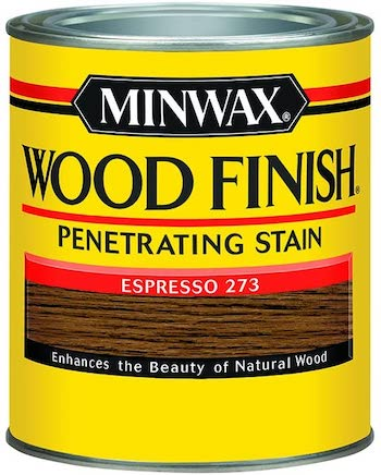 Minwax wood finish interior penetraing stain
