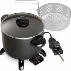 Presto kitchen kettle multi-cooker