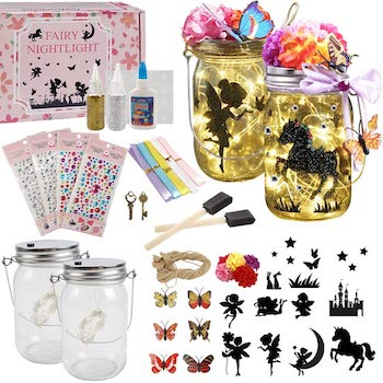 Roywel fairy nightlight lantern crafting kit