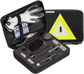 Secureguard 66 piece heavy duty tire repair kit