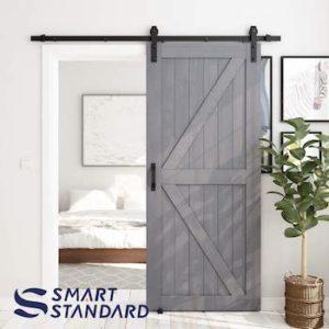 Smart Standard 36in x 84 in sliding barn door