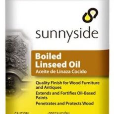 Sunnyside Corporation boiled linseed oil