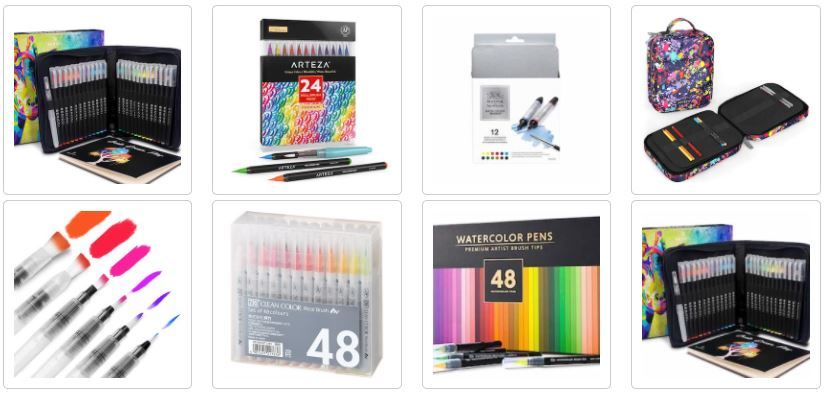 Best watercolor markers