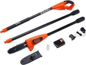 20v 8 inch max pole saw