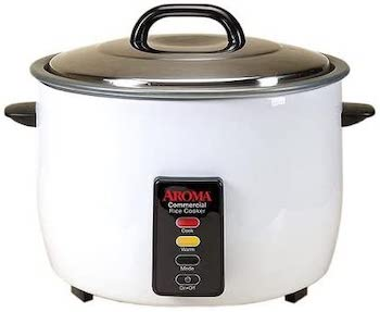 Aroma commercial 60 cup rice cooker