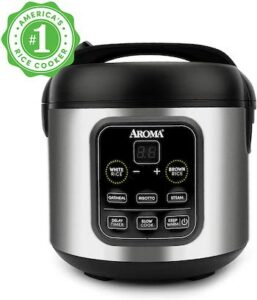 Aroma Housewares rice and slow cooker
