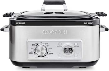 Cosori slow cooker 11 in 1 multi cooker